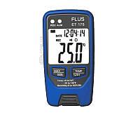 Термогигрометр FLUS ET-175 - логгер, Термогігрометр FLUS ET-175 - логер