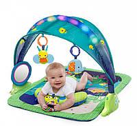 Развивающий коврик Bright Starts для младенца 52156 Веселые зверята