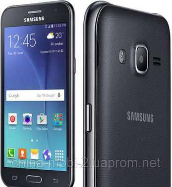 Смартфон Samsung Galaxy J2 Duos J200H Black  , фото 2