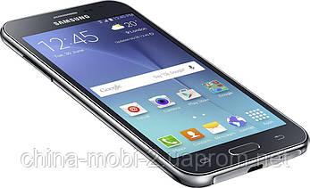 Смартфон Samsung Galaxy J2 Duos J200H Black  , фото 3