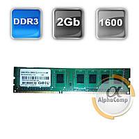 Модуль памяти DDR3 2Gb Geil PC3-12800 1600