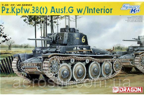 Pz.Kpfw.38[t] Ausf G 1/35 DRAGON 6290