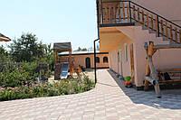Жилье в Епатории(Заозерное)пансионат Дилас