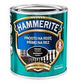 Hammerite (Хамерайт) Полуматовый/Матовый эффект 0,7 л