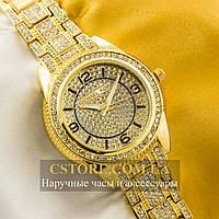 Кварцевые часы Бельгийские Michael Kors gold gold