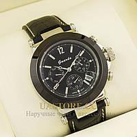 Мужские оригинальные часы Guardo silver black 1030g-s08367 (001030g-s08367)