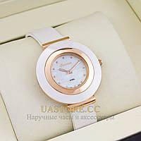 Часы женские с камнями Guardo gold white 1047G-S9280 (001047G-S9280)
