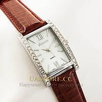 Женские часы с камнями Guardo silver white 1328G-6631 (001328G-6631)