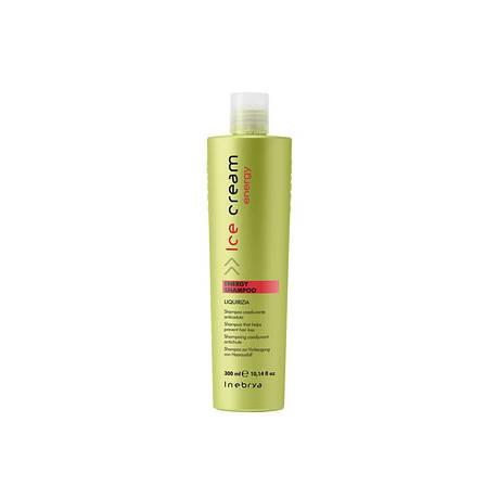 Inebrya Energy Тонизирующий шампунь против выпадения волос 300 мл.