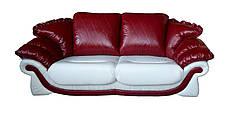 """Комплект элегантной кожаной мебели """"Pejton"""" (Пэйтон). (3р+1), фото 2"""