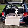 Место-лежак Trixie Car Cover для собак в багажник автомобиля, бежевый, 95х75 см