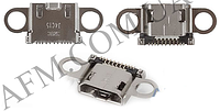 Конектор Samsung A310 Galaxy A3 (2015)/  A500/  A510/  A710/  N910,   11 pin,   micro- USB тип- B