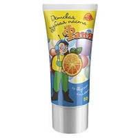Детская зубная паста Фаня- приятный фруктовый вкус понравится детям и поможет привить им привычку