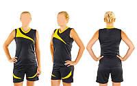 Форма баскетбольная женская (цвет в ассортименте)