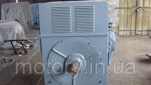 Электродвигатель А4-400 500 кВт 1500 об/мин  6000 В, фото 2