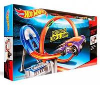 "Hot Wheels  ""Супер петля Божевільний форсаж "" Power Shift Raceway (Безумный форсаж)"