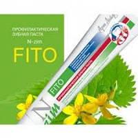 Профилактическая зубная паста N-Zim Fito предназначена для комплексного ухода за зубами и деснами