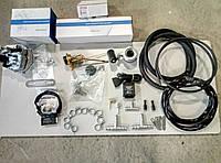 Комплект ГБО 2 поколения с редуктором Tomasetto на инжектор с баллоном под запаску(таблетка)