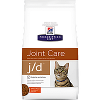 Hills (Хилс) Prescription Diet Feline j/d (2 кг) лечебный корм для лечения суставов кошек