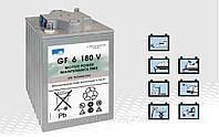 Тяговые аккумуляторы EXIDE (Необслуживаемая блочная батарея малой емкости GF V)