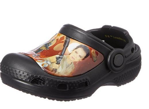 Кроксы Crocs CC Star Wars Clog 6-8 M US Toddler 14-16, 5см