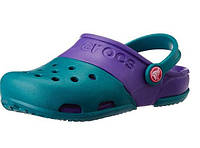 Кроксы crocs Kids' Electro II Clog  8 M US Toddler 16, 5см
