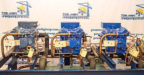 Холодильная установка Б/У Bock 3-x HGX4/650-4 S (169,8 m3/h)