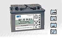 Тяговые аккумуляторы EXIDE (Необслуживаемая блочная батарея малой емкости  GF Y)