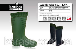 Сапоги Lemigo Grenlander 862 EVA 41р