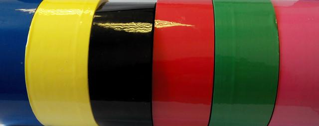 Цветной скотч купить в Харькове от производителя по минимальным ценам