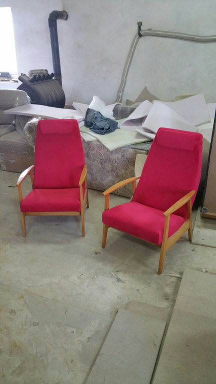Реставрація крісел. 3