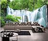 "Фотообои ""Мощный водопад"""