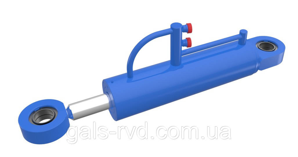 Ремонт гидроцилиндра МС 80/40х200-4.44(515)
