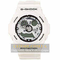 Мужские наручные часы Casio g-shock ga-300 white white (05859), фото 1