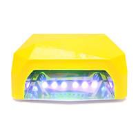Лампа для сушки ногтей LED(24вт)+CCFL(12вт) 36 вт. Сенсор. Датчик движения.