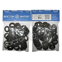 Шайба плоская М14 DIN 125, ГОСТ 11371-78 Без покрытия - 50 шт/упаковка