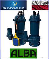 Дренажно-фекальный насос ALBA WQD 10-8-0,55