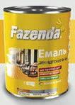 Эмаль алкидная для пола Fazenda ПФ-266