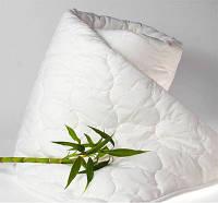 Одеяло 195х210 бамбуковое большое для комфортного сна