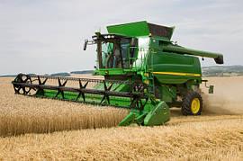 Запчасти для зерновых комбайнов John Deere