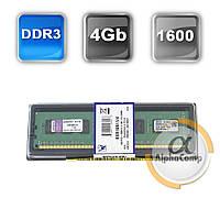 Модуль памяти DDR3 4Gb Kingston (KVR16N11/4) 1600