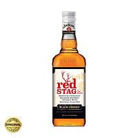 Виски Jim Beam Red Stag (Джим Бим Ред Стаг) 1л