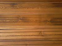Террасная доска лиственницы сибирской, сорт С, 22×100×3000 мм