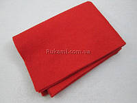 Фетр мягкий 1-1,2 мм размер 45*32 см