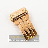 Застежка для часов Hublot King Power gold 24mm (06115)