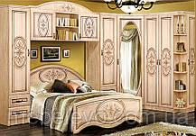 Кровать Василиса 140  940х1470х2040мм  без каркаса Мастер Форм, фото 3
