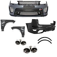 Комплект обвеса Range Rover Sport 2014 SVR
