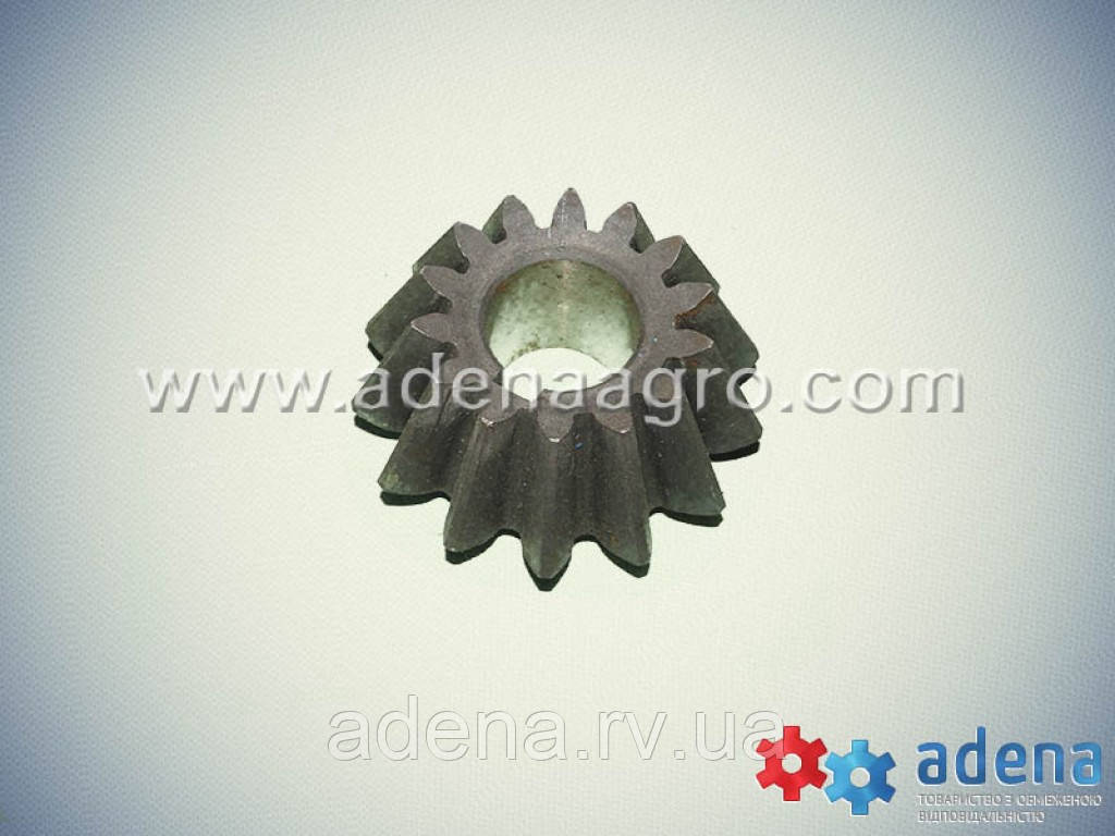 Коническая шестерня (малая) 14 зубов комбайна картофелеуборочного Anna Z-644