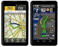 "GPS навигатор 7"" 3G Pioner PI 7009 Android"