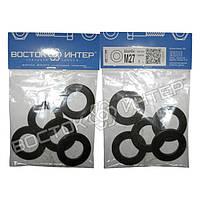 Шайба плоская М27 DIN 125, ГОСТ 11371-78 Без покрытия - 5 шт/упаковка